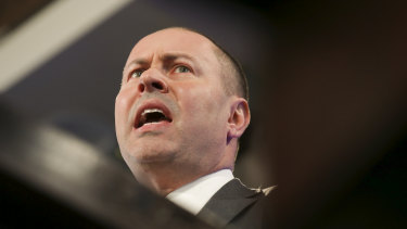Dr Frydenberg is holding off on a treatment plan for now.