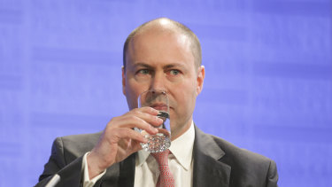 """Treasurer Josh Frydenberg says the government will still provide """"significant"""" support when JobKeeper is reduced."""