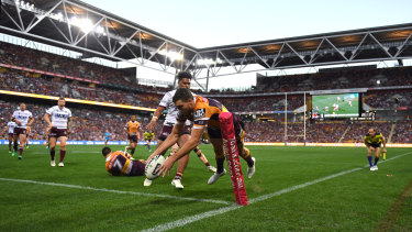 Broncos flyer Corey Oates has signed on for three more seasons.