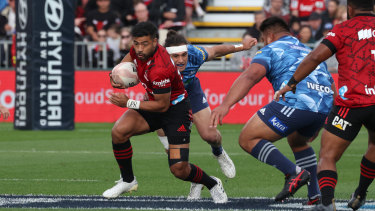 The Crusaders are hugely successful on the field, but all of New Zealand's Super Rugby franchises struggle financially. Could the NRL really break that trend?
