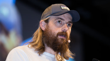 Atlassian co-founder and CEO Mike Cannon-Brookes said the company is taking an 'offensive' approach to coronavirus.