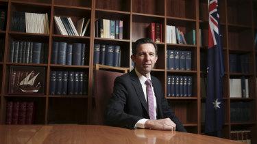 Trade Minister Simon Birmingham.