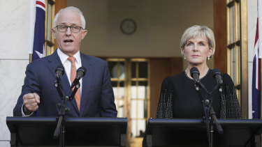 Braced for retaliation: Australia is one of 27 nations to expel Russian diplomats.