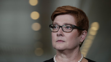 "Minister for Women Marise Payne says violence against women is ""abhorrent"" and will hold a special meeting this week with state counterparts."