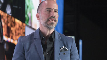 Uber chief executive Dara Khosrowshahi faces a tough road ahead.