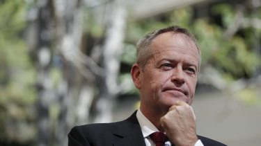 Opposition Leader Bill Shorten will face more questions at the May 18 election nears.