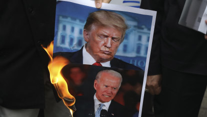'We are seen as weaker': Biden negotiators weigh up Iran threat