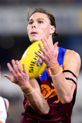 Lions forward Eric Hipwood has one eye on a future in recruitment.