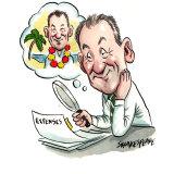 New parliamentary integrity adviser Ray Purdey