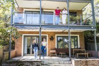 Empty-nesters living in large homes are just a symptom of Australia's property and policy mismatch.  Dana Reed and her husband Rodney live in their inner west house on their own as their daughters Nicole and Ashley have moved out.