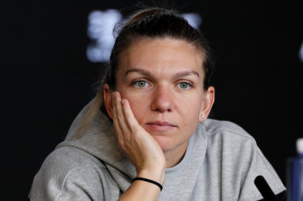 Romania's Simona Halep is desperate to win the Australian Open, having been runner-up in 2018.