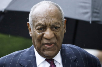 The court ordered that Bill Cosby be released from prison immediately.