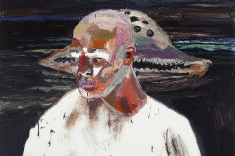 Myuran by Ben Quilty (2012).