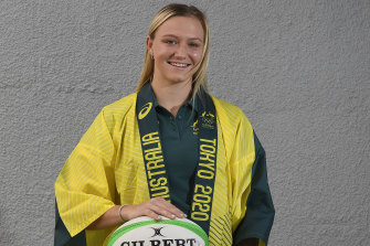 Former AFLW player Maddi Levi is poised to feature in Tokyo.