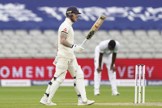 England and the West Indies were back in action in July.