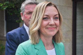 Nationals Leader Mia Davies is set to be in charge of the opposition in the 41st parliament of Western Australia.