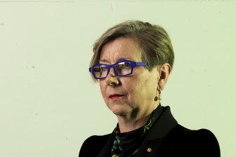 Jane Halton says she's disappointed with Australia's hotel quarantine breaches.