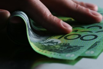 The ACT Audit Office has found the government's budget will be in deficit for the next four years.
