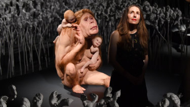 Patricia Piccinini's latest exhibition features pieces from the past 20 years.