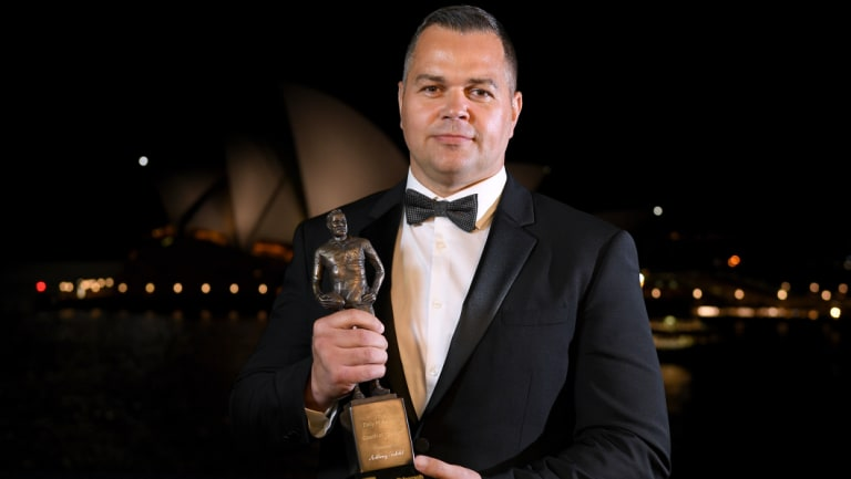 Anthony Seibold has signed for the Broncos but may yet still coach the Rabbitohs in pre-season.