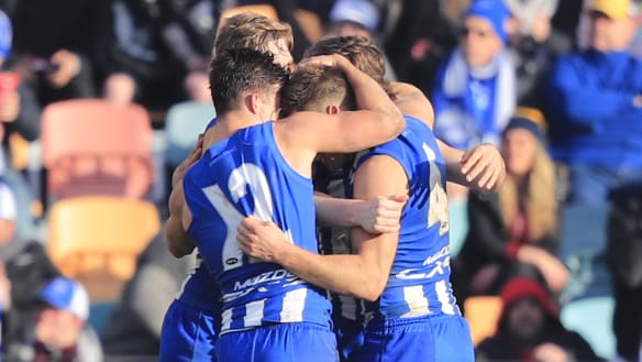 North Melbourne to play extra AFL game in Tasmania