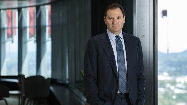 Origin Energy chief executive Frank Calabria.