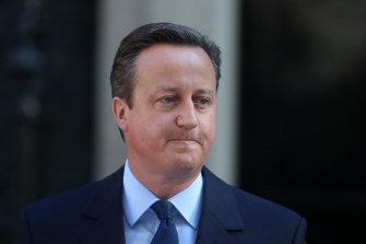 Former British prime minister David Cameron's lobbying on behalf of Greensill has raised eyebrows.