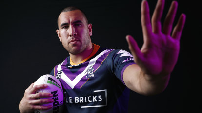 NRL has a big decision to make: Is there a place for giants in the game?