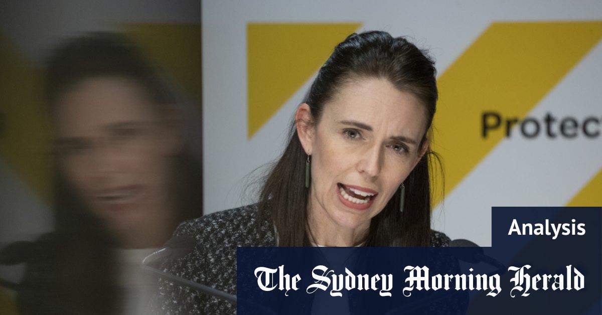 Jacinda Ardern gives up on COVID-zero – Sydney Morning Herald