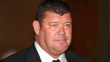 James Packer has struck a deal with the NSW gaming regulator.