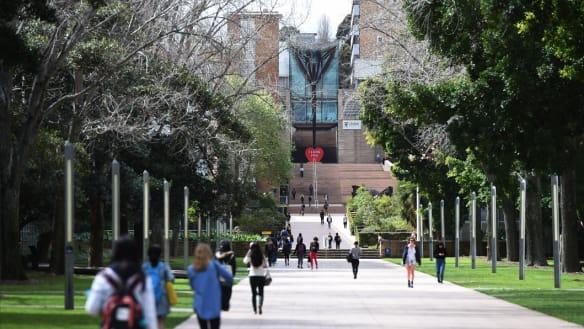 Australian universities slide down rankings prompts funding warning
