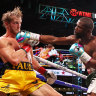 Paul lasts the distance against Mayweather in exhibition