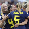 Sweden book Dutch semi-final in World Cup