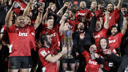 Crusaders awaiting research results ahead of possible name change