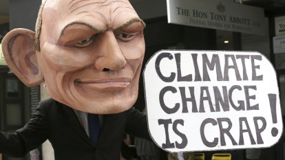 Come senators, MPs, there's a climate emergency raging