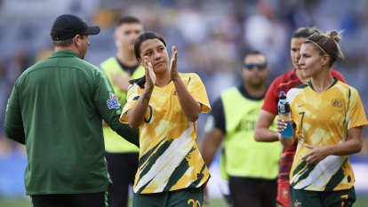 Coronavirus: 'Relief' for Matildas after being spared trip to China