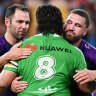 Ricky's Green Machine gassed by Roosters revenge