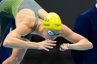 McKeon, Campbell to go head-to-head in pool