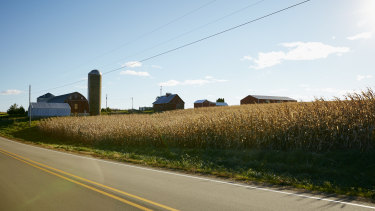 Dubuque County, Iowa.
