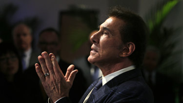 Steve Wynn is being forced out of the industry he has helped build after a string of sexual harassment allegations.