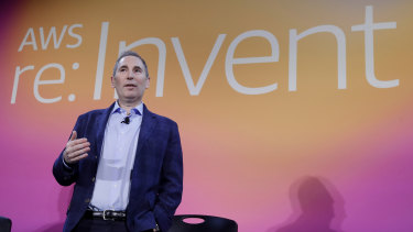 Andy Jassy, who has been with Amazon since 1997, ran the cloud-computing business that powers video-streaming site Netflix and many other companies, making it one of Amazon's most profitable businesses.