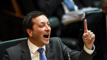 Opposition leader Matthew Guy has called for the six ministers involved in the scheme to stand down.
