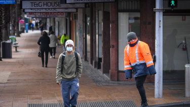 Regional cities including Geelong go to stage three restrictions this week. But community leaders say there has been a high level of compliance with wearing masks.