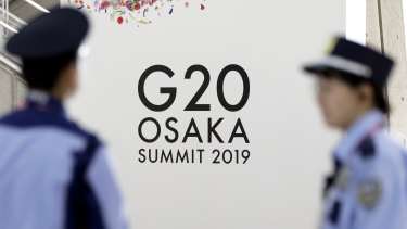 World leaders meet for the G-20 meeting in Japan this weekend, but good intentions to shore up growth aren't going to cut it.
