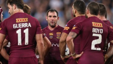 Cameron Smith's Origin record for Queensland is unsurpassed.