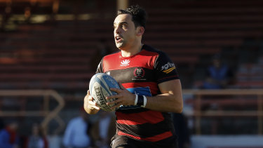Richard Woolf has moved over to Easts from Norths.