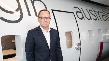 Vaughan Strawbridge said Virgin was ready to be a fierce competitor to Qantas.