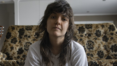 Courtney Barnett experienced a mental health crisis at the start of the pandemic.
