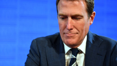 Christian Porter closes in on passing union-busting bill