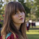 Biological Sciences student Liesel Morgan.